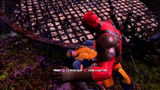 Deadpool Quick Play HD