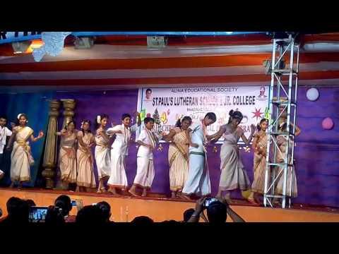 Thit Thimi Thimi Tamil song dance performance....