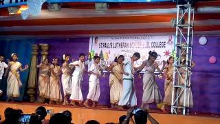Thit Thimi Thimi Tamil song dance performance....