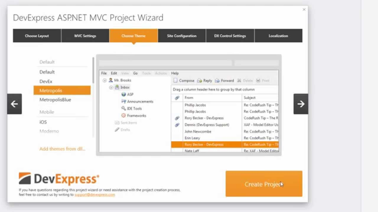 DevExpress ASP NET MVC Pivot Grid: Getting Started
