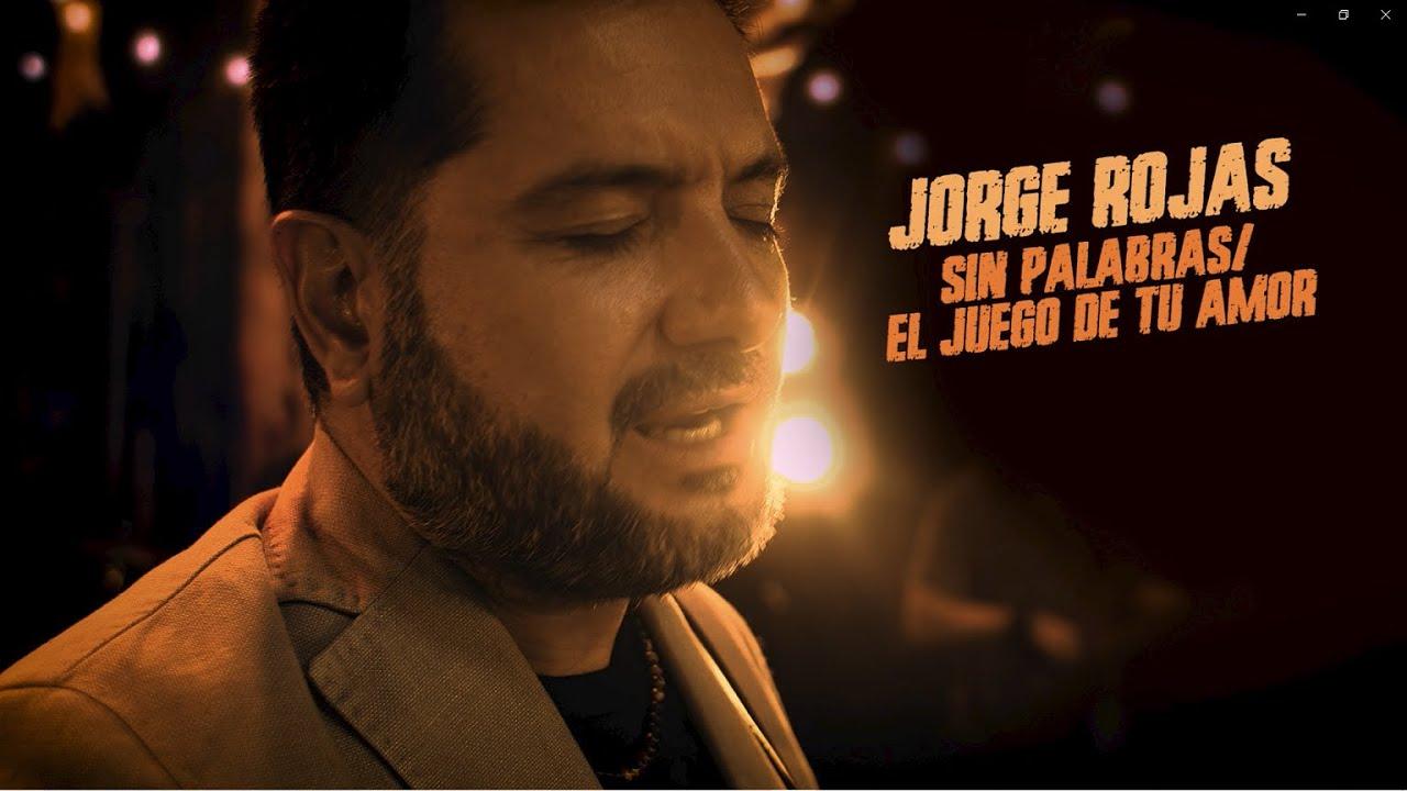 Jorge Rojas estrena canción a días de volver a los escenarios