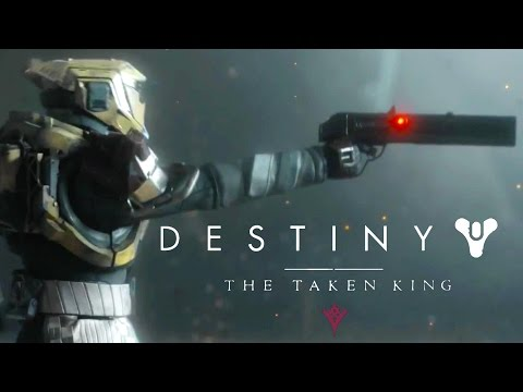 Evil's Most Wanted Live Action Trailer - Destiny: The Taken King