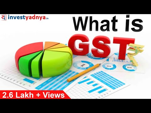 What is GST | Goods and Services Tax India | Basics of GST Explained