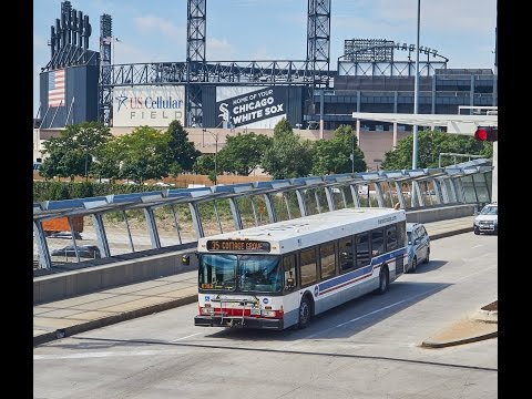Chicago: Buses in the Loop