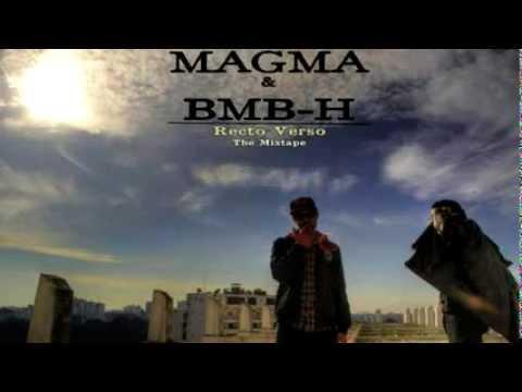 album magma recto verso