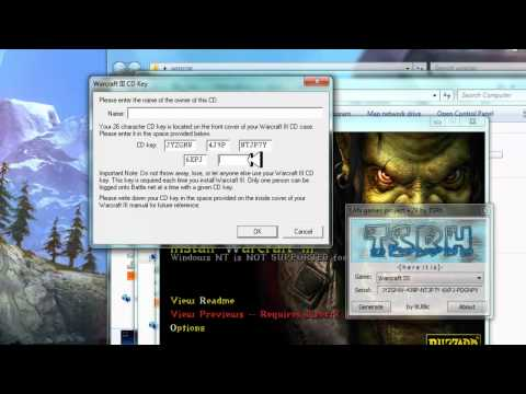 How to download Warcraft III: Reign of Chaos Full game without CD + Frozen Throne [Tutorial Part 1]