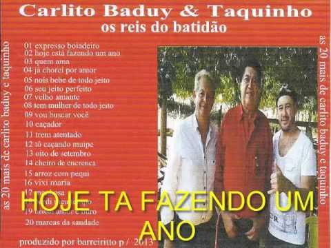 E BADUY BAIXAR CARLITO TAQUINHO DVD E