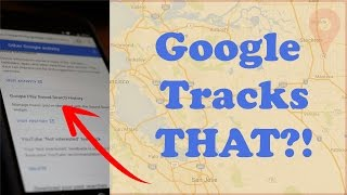 Google is recording your voice See your history