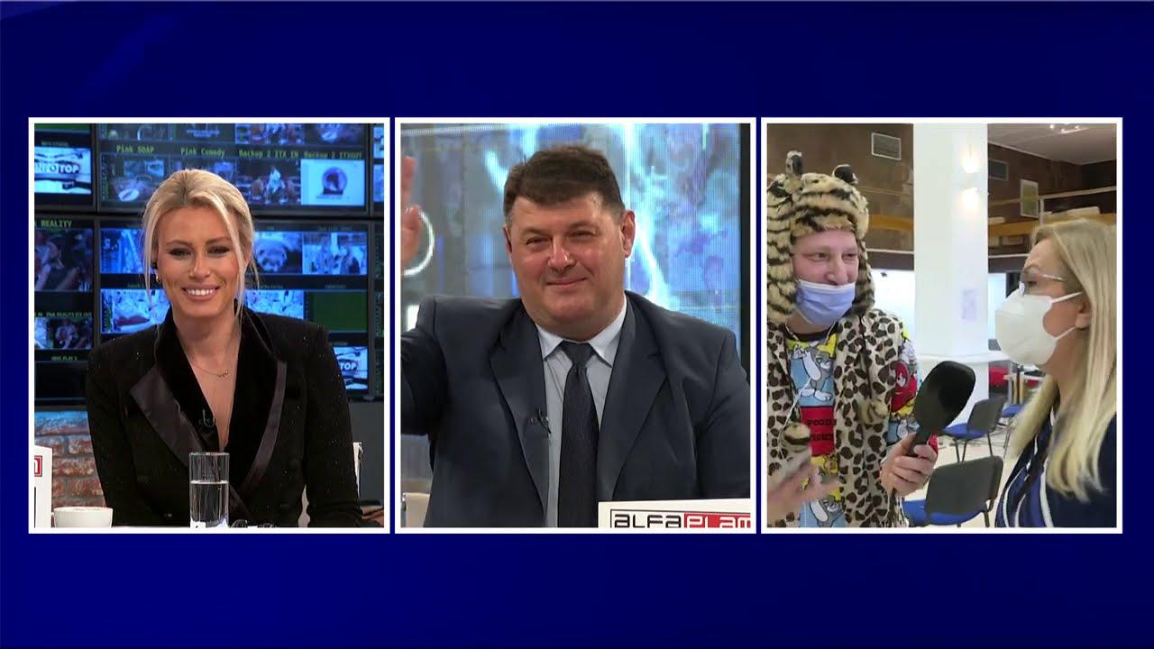 Novo Jutro - Dajana i Sarapa - Jadranka Vasic, Pedjolino, Leontina, Filip Maksimovic - 04.12.2020.