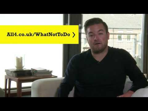 The teacher assumed I couldnt swim! The Last Legs Alex Brooker introduces What Not To D