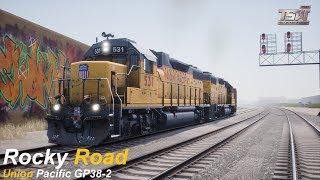 Rocky Road : Peninsula Corridor : Train Sim World 2020 1080p60fps