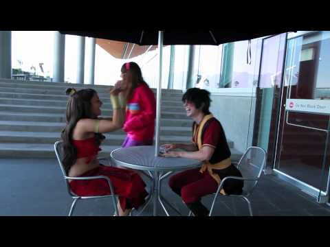 Avatar- Blind Date Bending  Bloopers