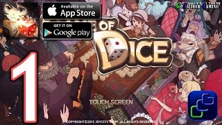 Game Of Dice Android iOS Walkthrough - Gameplay Part 1 - Tutorial