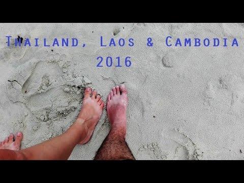 #WeAreTravellers - Thailand, Laos & Cambodia (Kygo ft. Kodaline - Raging)
