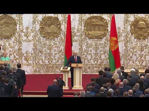 В Минске состоялась инаугурация Александра Лукашенко, которую заранее не анонсировали.