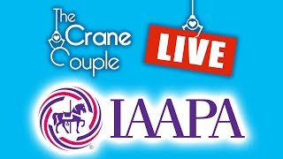 New arcade games LIVE at IAAPA 2018!