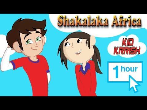 Kid Krrish Full Movie | Kid Krrish 4 Shakalaka Africa Full Movie | Hindi Cartoons For Children