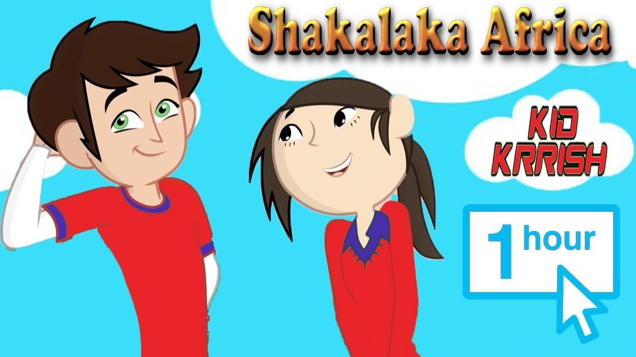 Download Kid Krrish Full Movie | Kid Krrish 4 Shakalaka Africa Full Movie | Hindi Cartoons For Children