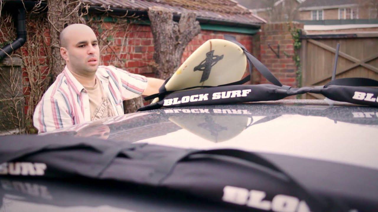 Surfboardracks Com Block Surf Wrap Rax Soft Roof Racks
