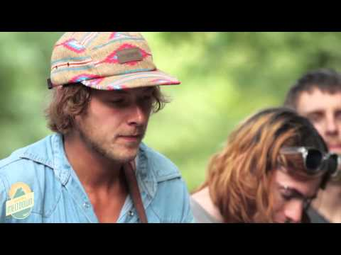 """Current Swell - """"Long Time Ago"""" Down by the River Sessions @ Summer Meltdown 2012"""