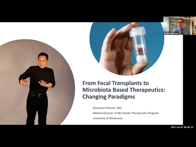 From Fecal Transplants to Microbiota Based Therapeutics: Changing Paradigms