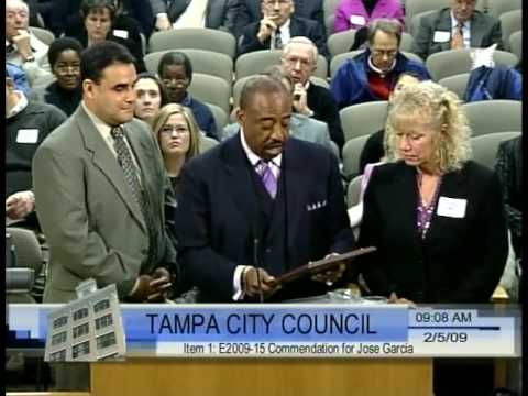 Rebuilding Together Tampa Bay - Tampa City Council Presentation
