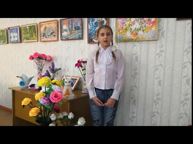 Изображение предпросмотра прочтения – ЛияЯковлева читает произведение «Подарки» В.В.Лунина