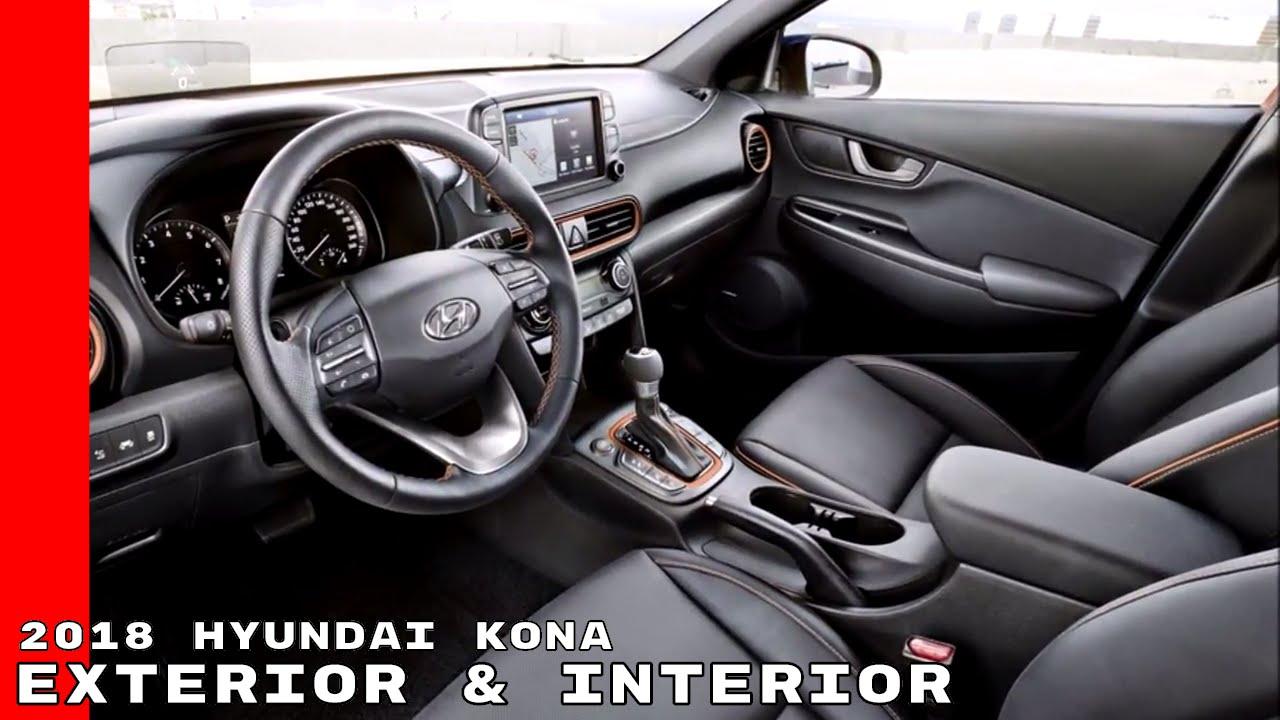 2018 hyundai kona interior. simple interior 2018 hyundai kona exterior u0026 interior with hyundai kona interior