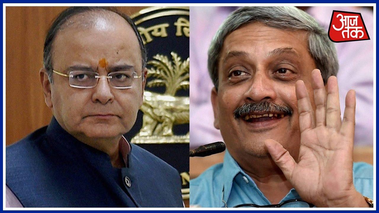 Arun Jaitley Will Head Defence Ministry After Manohar Parrikar