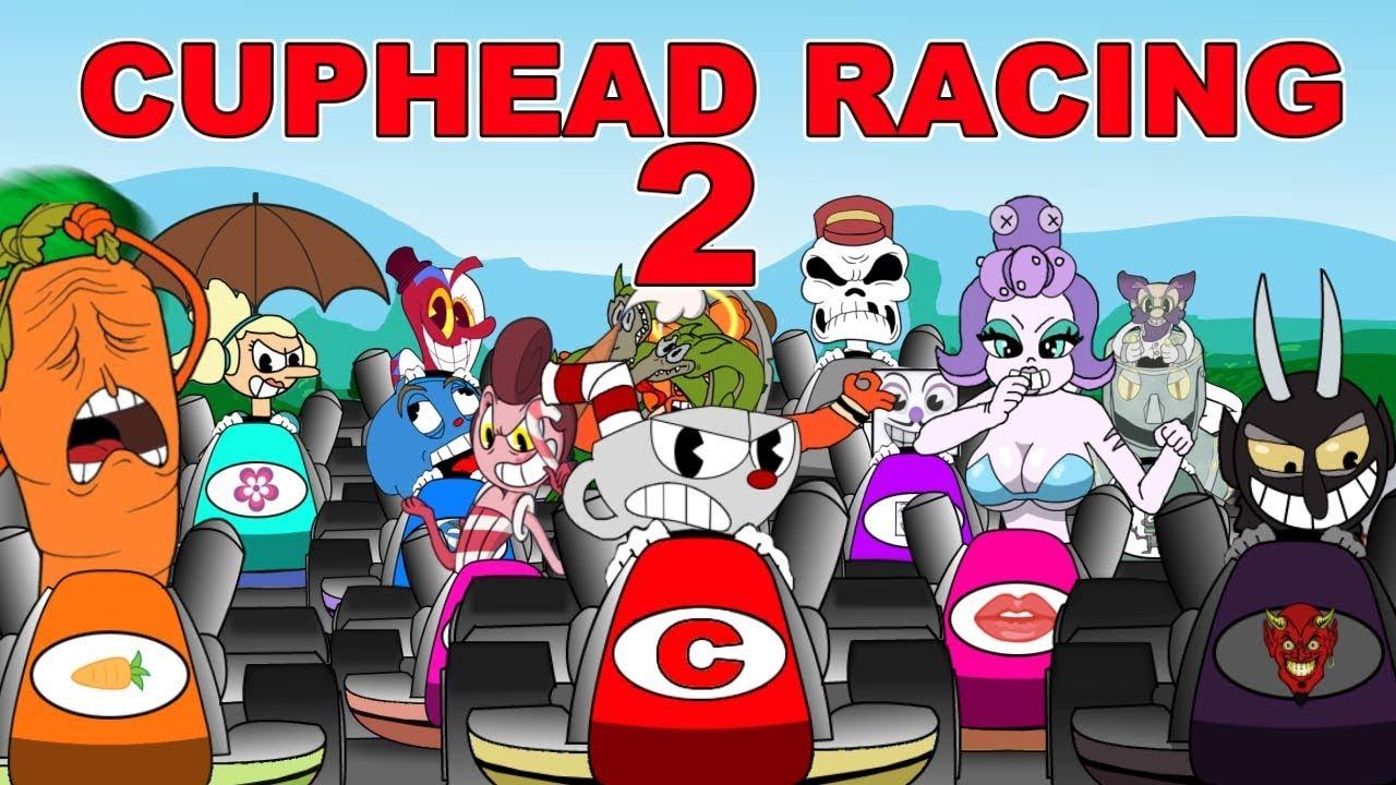 Cuphead Racing Part 2 - 3LAMESTUDIO