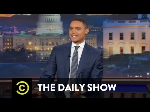 Thumbnail: Between the Scenes - The White House's Messy Lie: The Daily Show