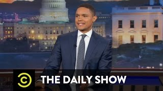 Between the Scenes - The White House's Messy Lie: The Daily Show thumbnail