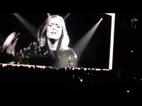ADELE (4K) - All I ASK - Manchester 8th March