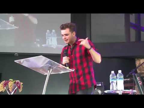 Victor azevedo - pregação para jovens