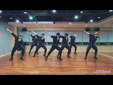 [Mirrored] MONSTA X 'SHOOT OUT' Dance Practice Ver.