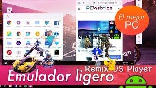 El emulador más POTENTE de ANDROID 6.0 para PC 2019 (incluye Apps & Juegos)