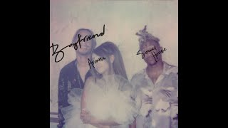 "This is the audio for the clean radio edit of ""boyfriend"" by Ariana Grande & Social House. From the single, ""boyfriend"". This song was written by: Ariana Grande, ..."