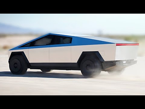 2021 Tesla Cybertruck (No kidding) – Game Change?? – The Fastest Pickup Truck
