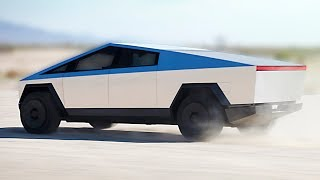 2021 Tesla Cybertruck - Incredible!!! - Game Change?? The Fastest Pickup Truck