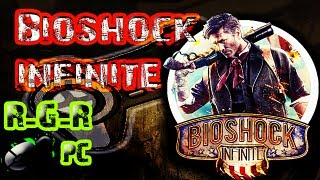 Bioshock infinite - PC Gameplay