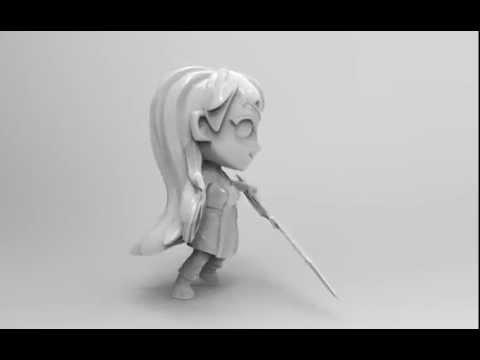 "Elizabeth ""Sweetie"" Sculpt 360vid"