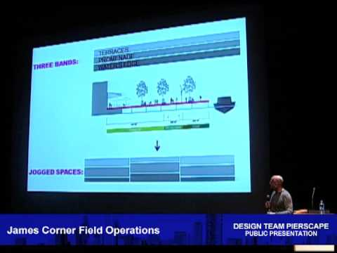 James Corner Field Operations Design Presentation