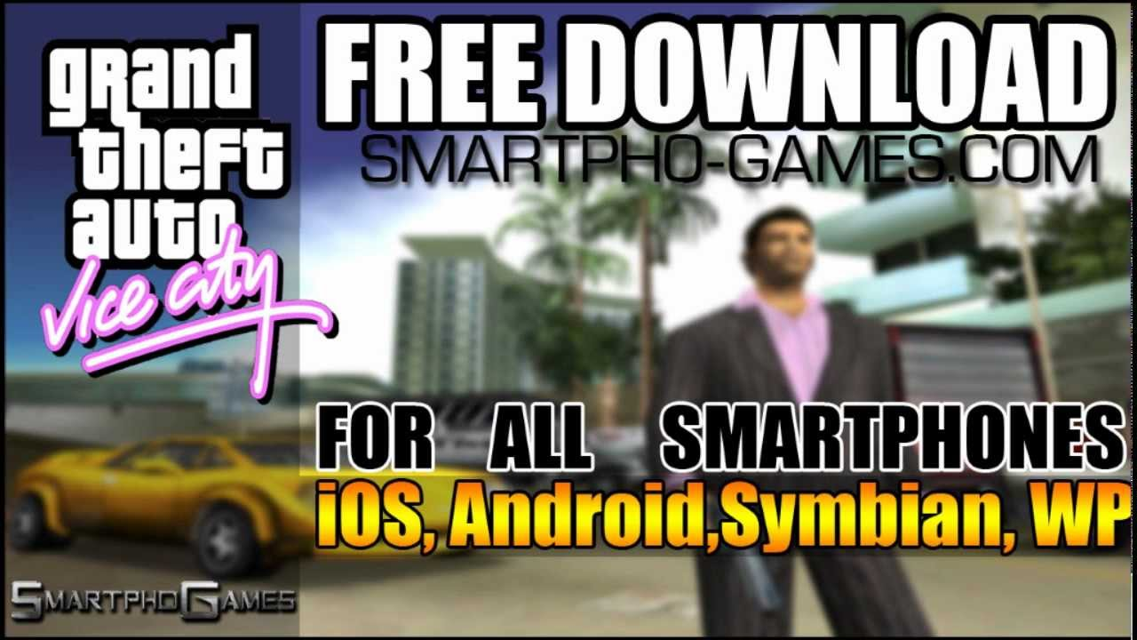 Buy gta vice city (appstore for iphone/ ipad,apple,ios) and download.