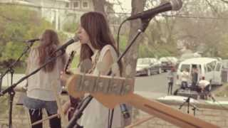 haim let me go early performance interview sxsw 2012