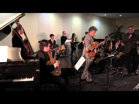 Ambassador Jazz Orchestra Performance
