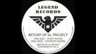 Q Project - Champion Sound