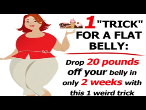 How to lose belly fat fast girl