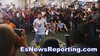 Manny Pacquiao vs Vasyl Lomachenko Who You Got?   - EsNews Boxing