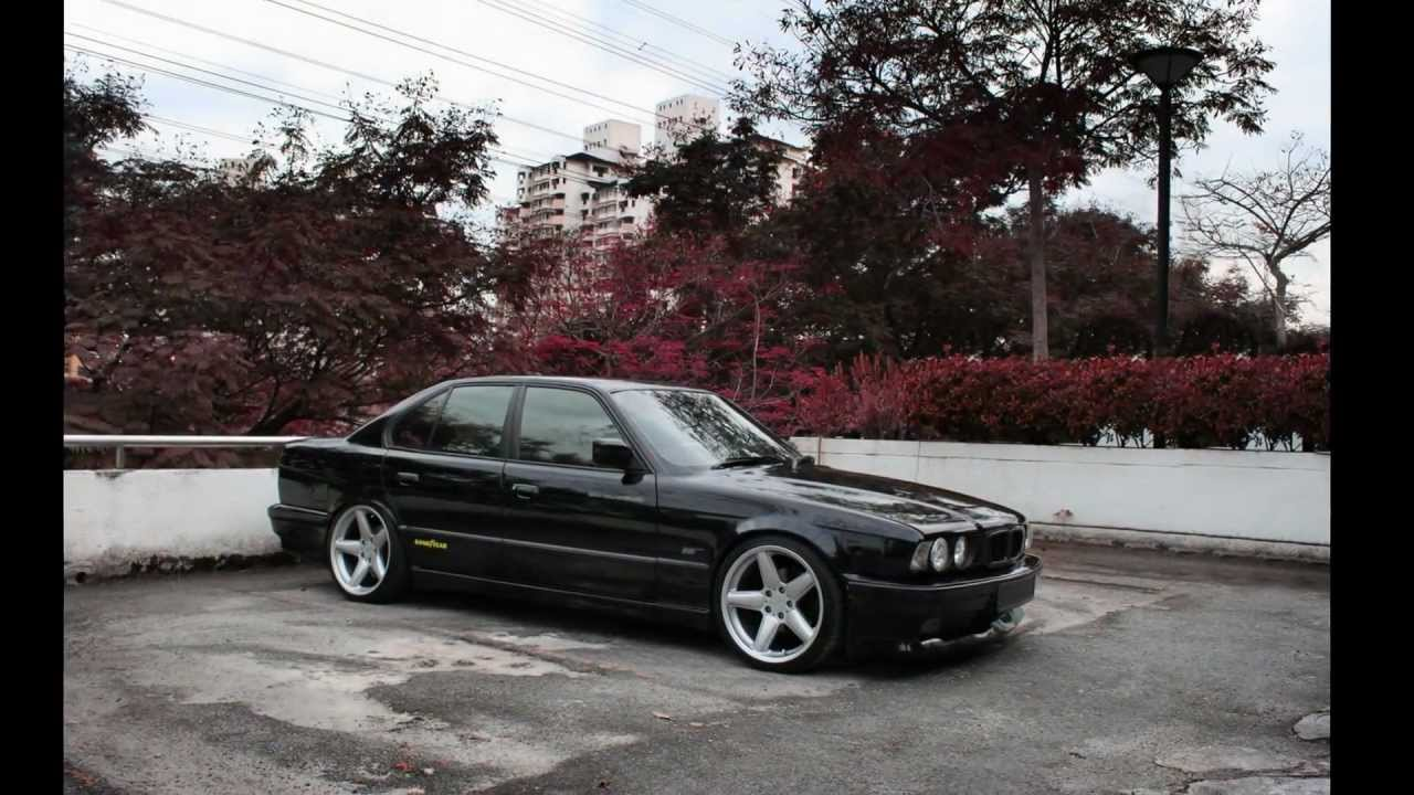 GOXOY E34 ( BMW E34 ) - YouTube