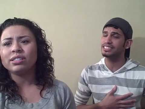 Mariah Carey & Luther Vandross - Endless Love (cover by @TheVanessaCruz & Anthony)